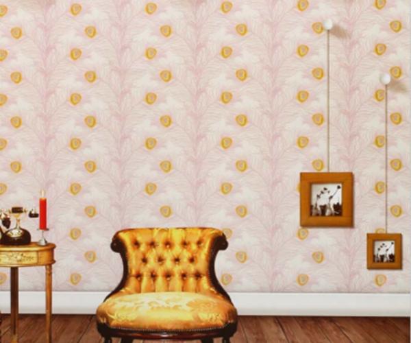 Cheap modern room waterproof pvc vinyl wallpapers for restaurant decoration